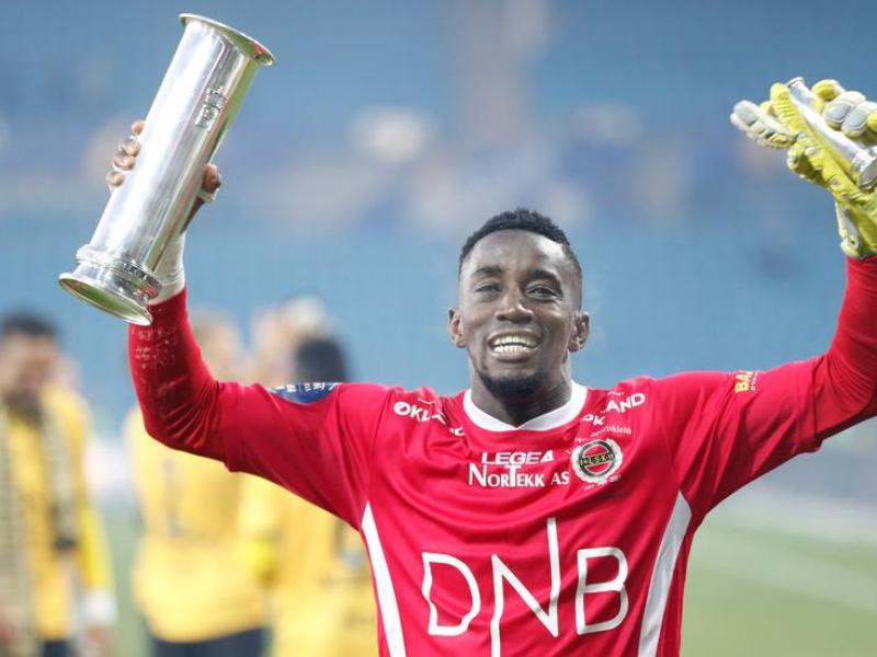 BREAKING: Former Kenyan International custodian joins HIFK in Finland