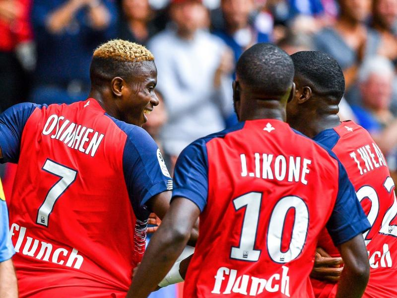 WATCH: Victor Osimhen's brilliant goals for Lille in Ligue 1 debut