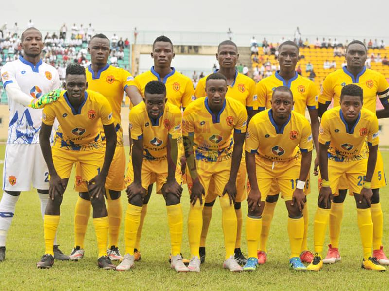 🇺🇬 KCCA suffer their third defeat of the season