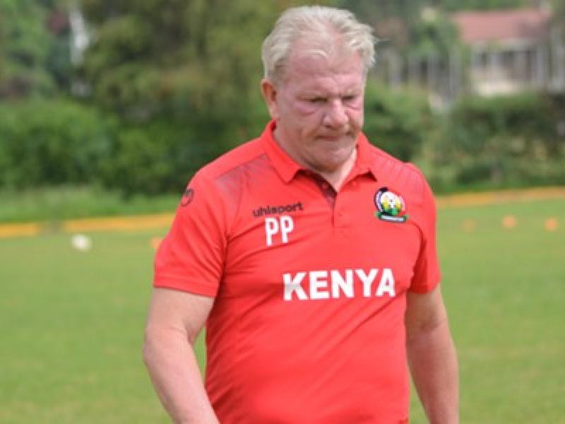 Former Harambee Stars coach banned for life