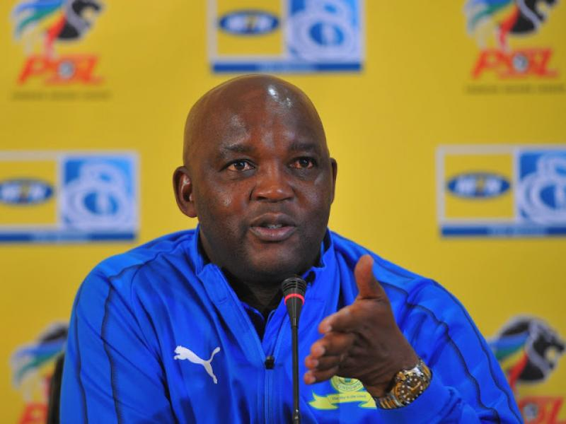 Pitso bemoans facilities & treatment in CAF Champions League