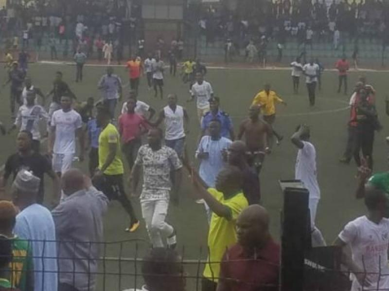 NPFL: Kano Pillars explain violence in Super 6 tie against Rangers