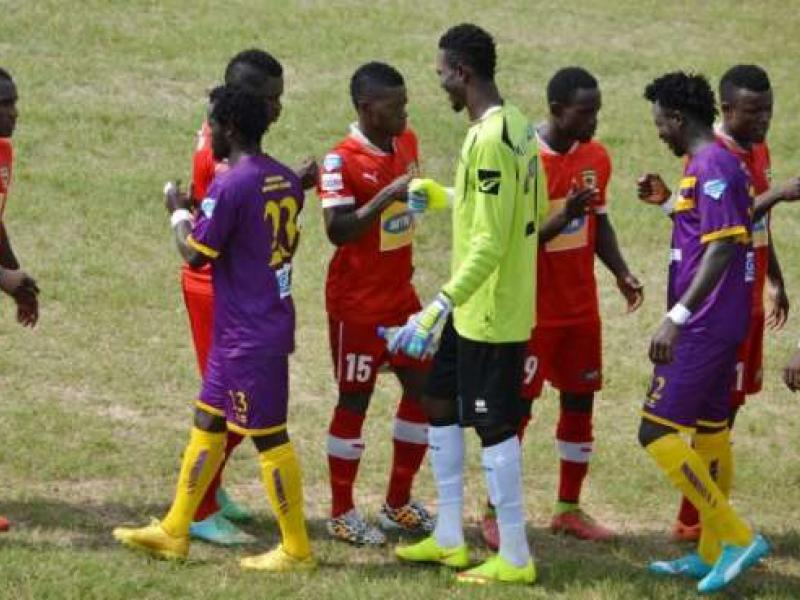 Medeama coach elated after table-topping victory against Chelsea