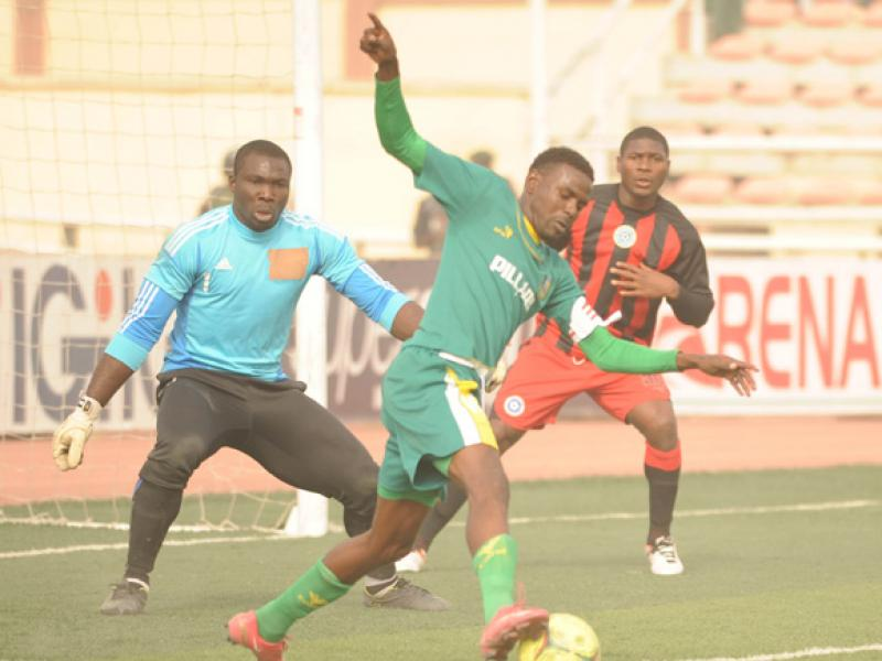 NPFL bans Rabiu Ali, fines Kano Pillars over violence