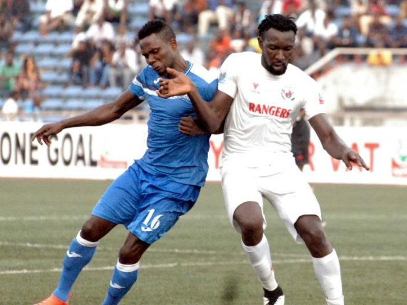 This weekend's 12 games in the NFPL, Enyimba host Rangers