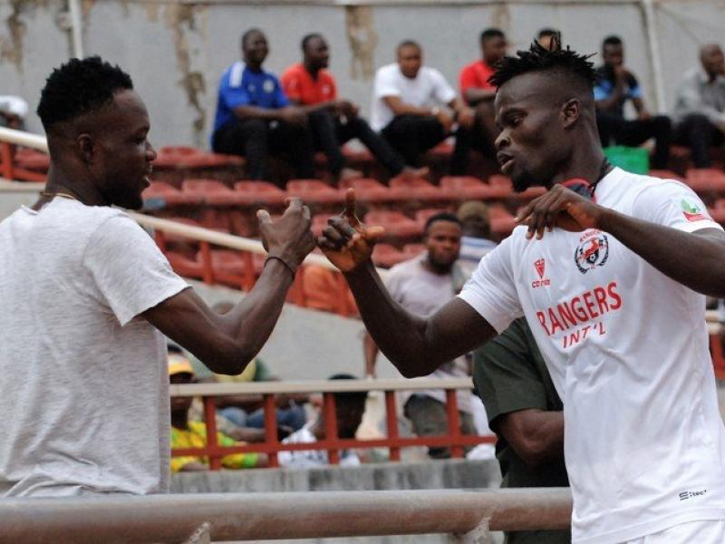 CAF CC: Enugu Rangers beat AS Pelican 3-1 to advance
