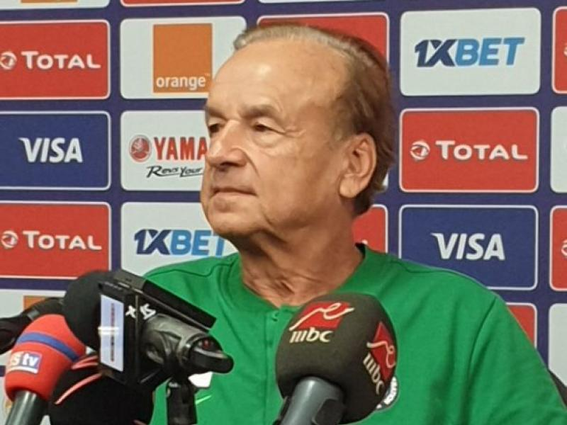 We lost to a wonderful free-kick scored by a special player - Rohr