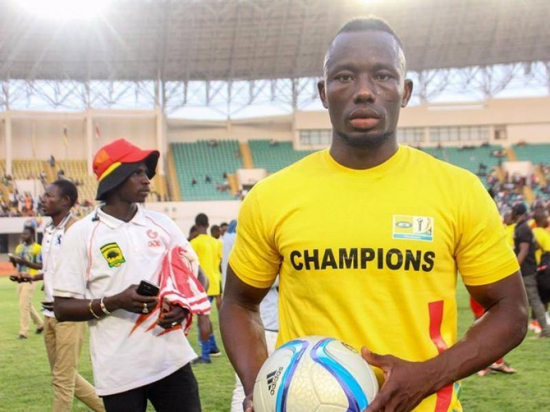 Ashanti Gold striker wants his current contract terminated