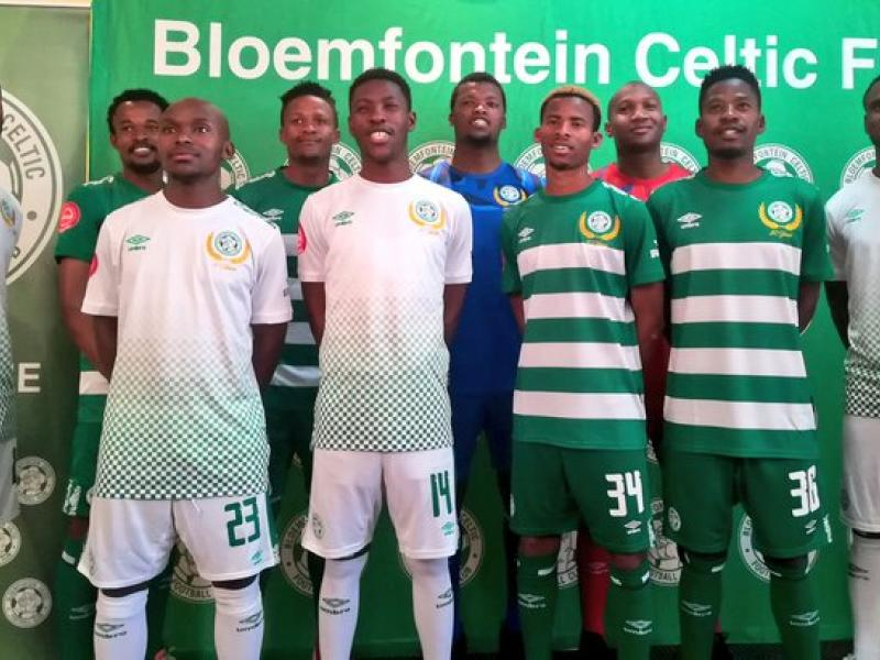 ☘️✳️ Bloemfontein Celtic unveil new kit & 10 signings