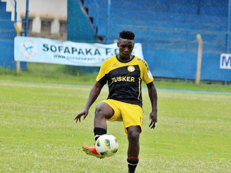 Sempala thanks predecessors, promises to lead Tusker FC to better things