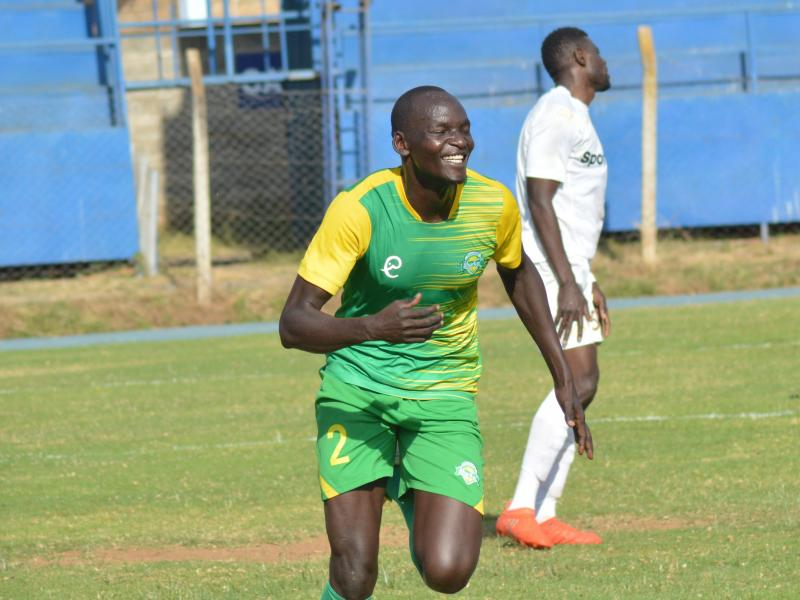 Abege joins Asante Kotoko from Kariobangi Sharks