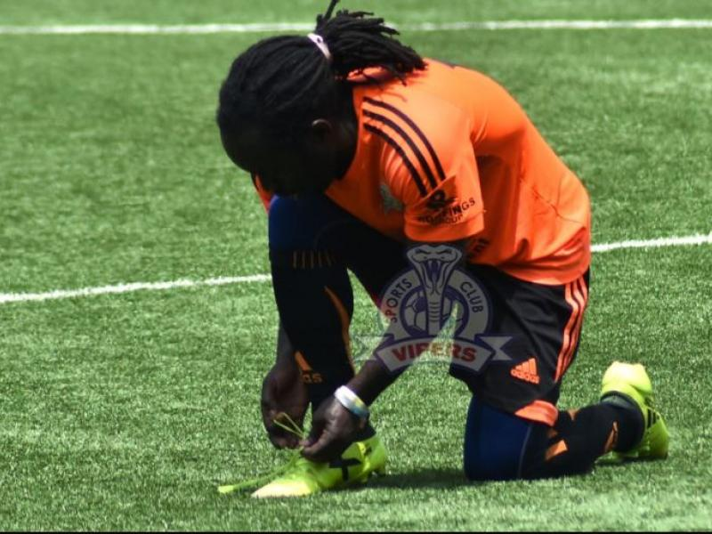 Sserunkuma urges Vipers to go for early goals against tricky Bright Stars