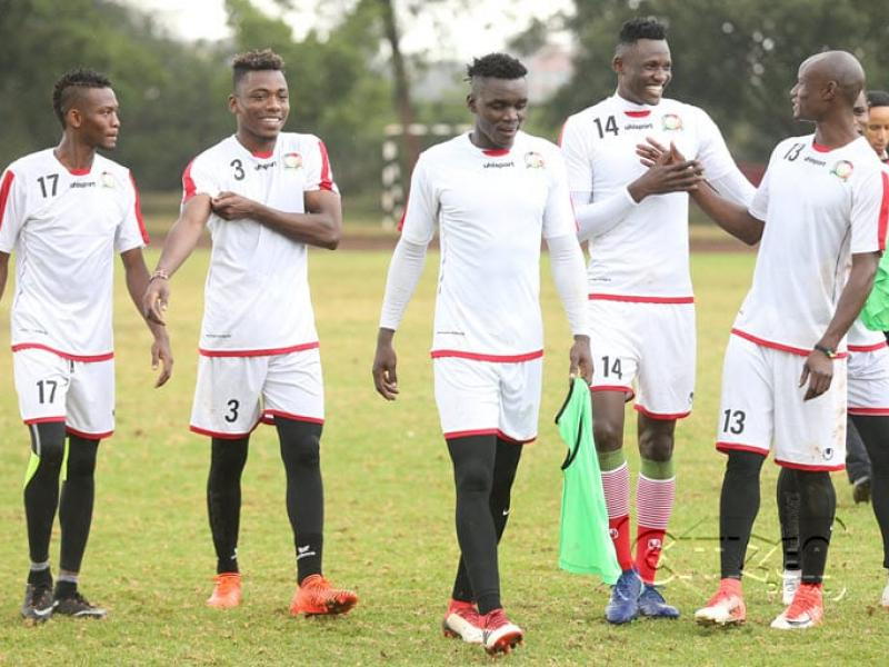 FKF confirm Harambee Stars France departure date