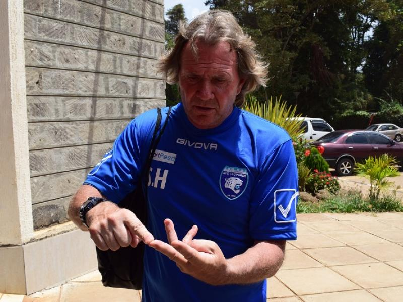 Mieno and Matasi face managerial change after St. George sack former AFC Leopards coach