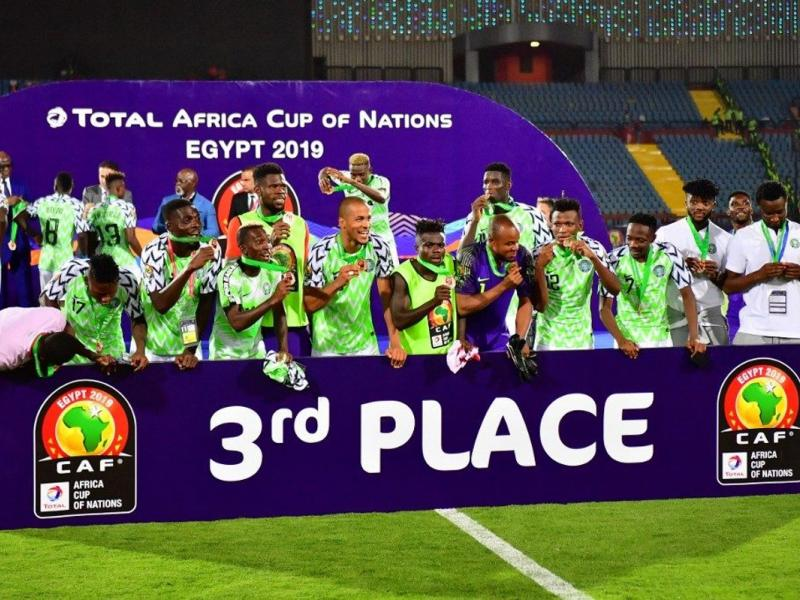 After AFCON 2019, Super Eagles move up 12 places in latest FIFA ranking