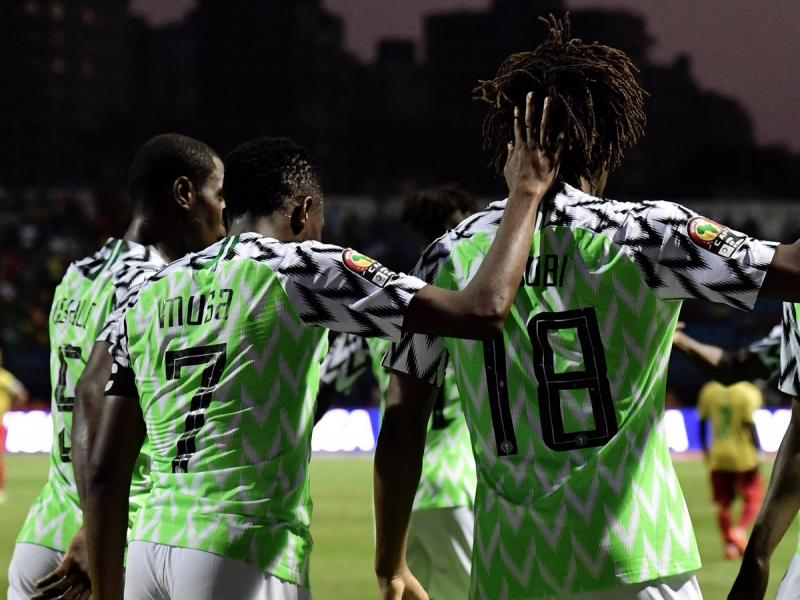 AFCON 2019: Super Eagles players $37.5k richer for beating Cameroon - Futaa