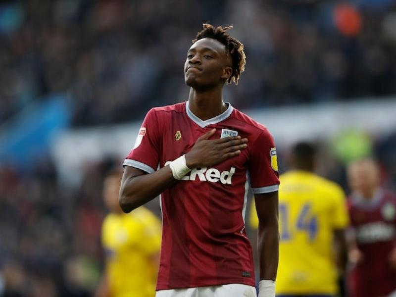 RB Leipzing looking to replace Timo Werner with Tammy Abraham