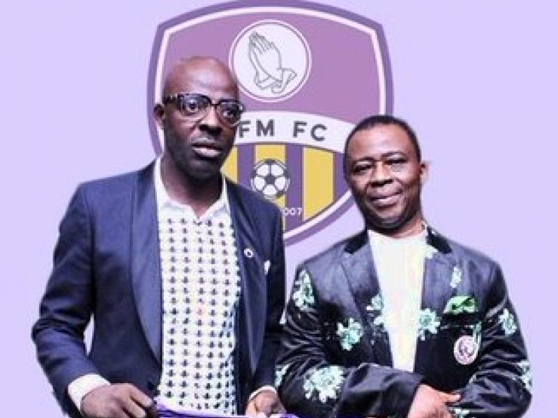 CONFIRMED: MFM FC unveil Bolus as Ilechukwu replacement