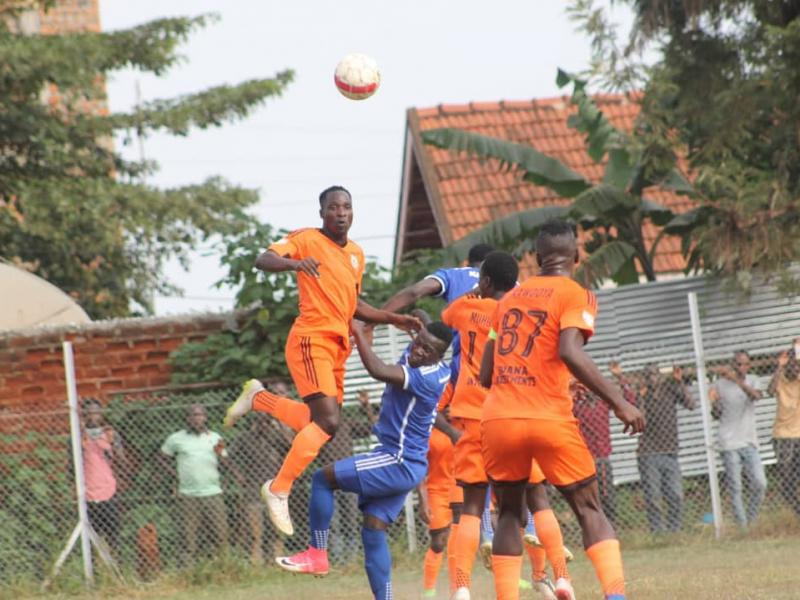 UPL: Tooro United docked points for fielding ineligible player