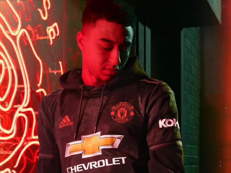 Man United unveil third kit for 2019/2020 season