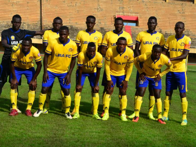 SUPL: URA clip Kirinya on Ssimbwa's return