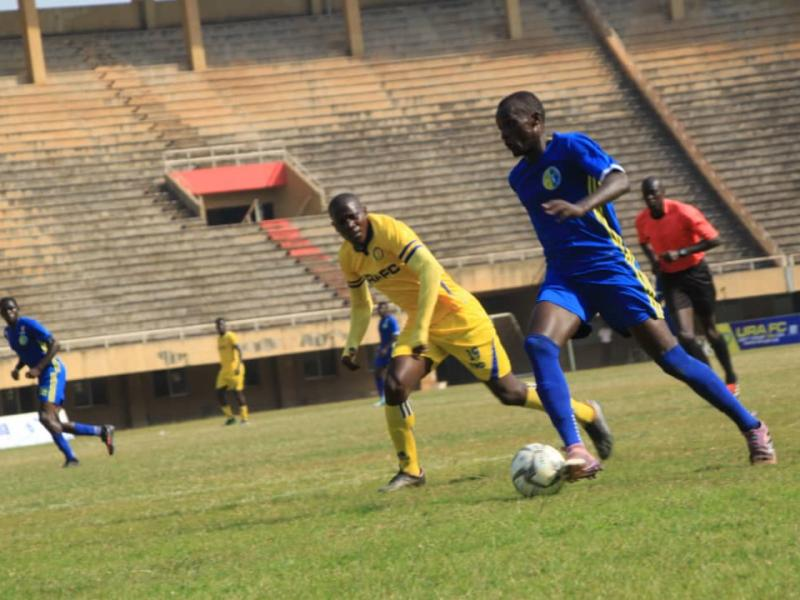 Uganda Cup Round of 16 results: Big League sides match UPL counterparts