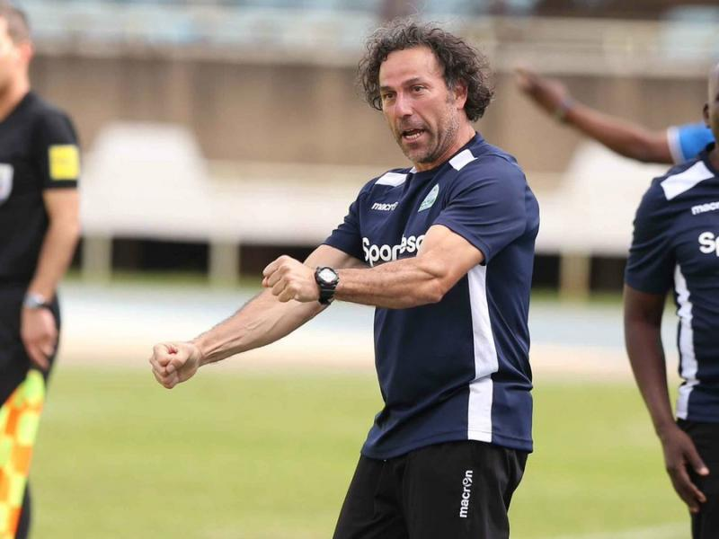 Gor Mahia coach takes a jibe at AFC Leopards quality