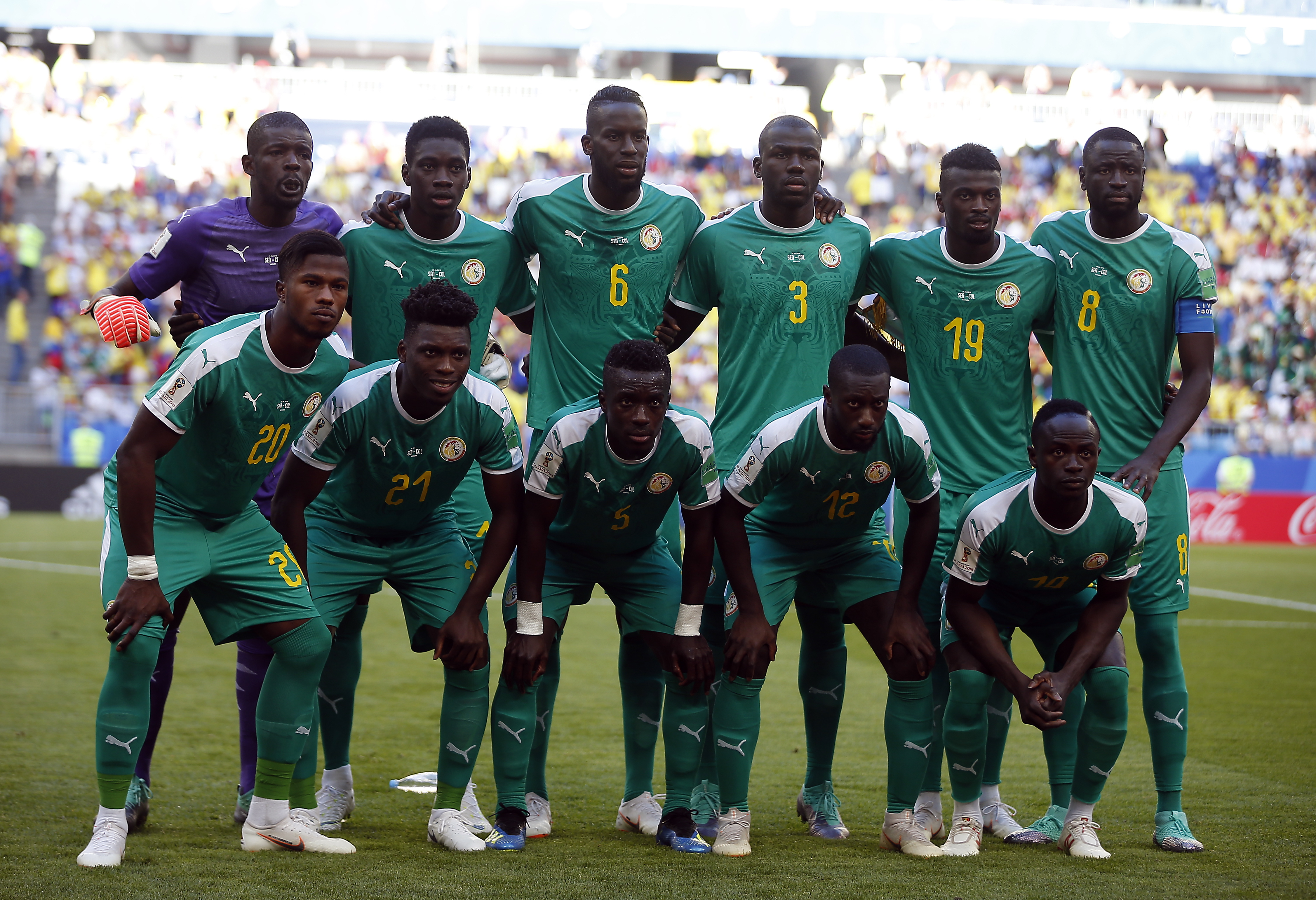 Africa's number one Senegal announce final AFCON squad