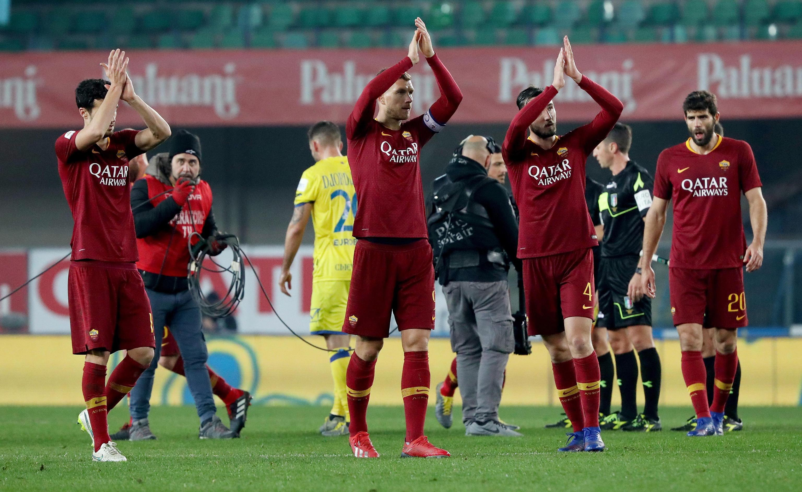 Roma pull out of International Champions Cup
