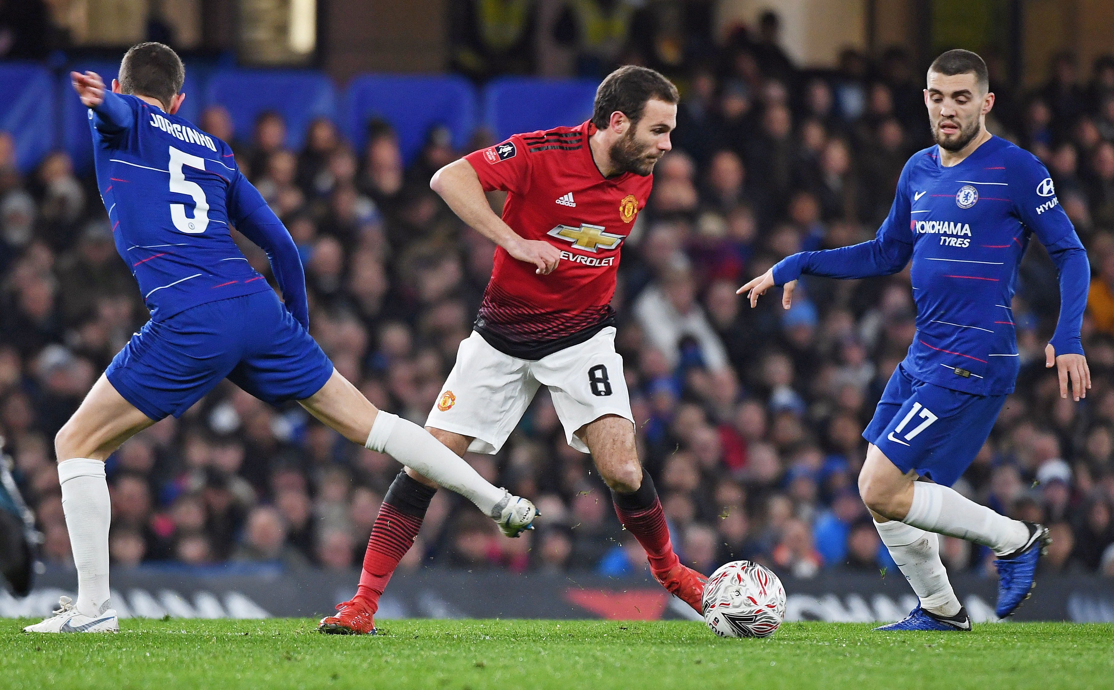 Late Transfer Gossip: Mata needed by Barcelona as Man United told to wait for Bale until season end