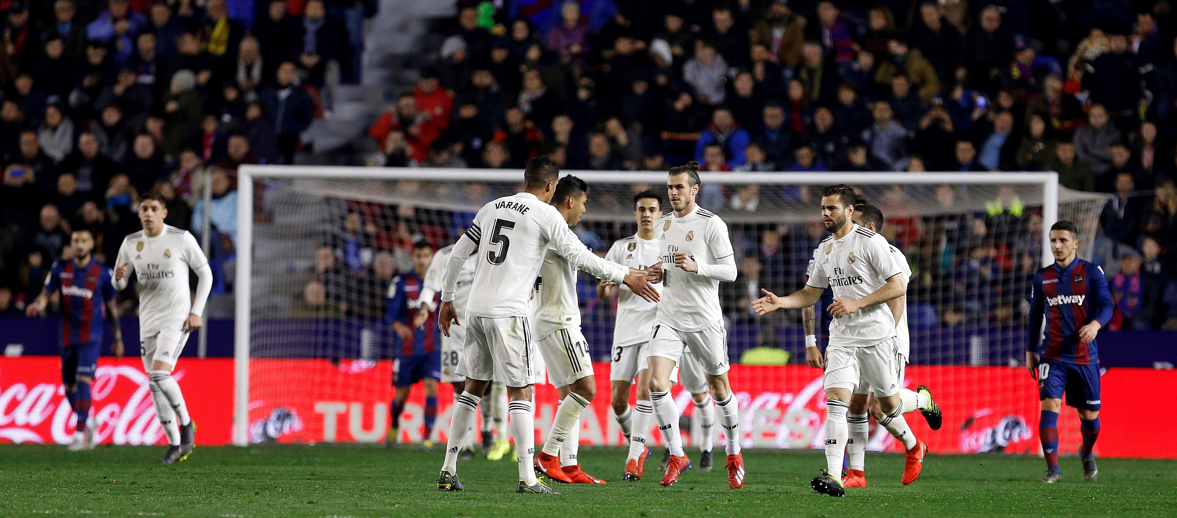 Revealed: Real Madrid squad to face Valencia