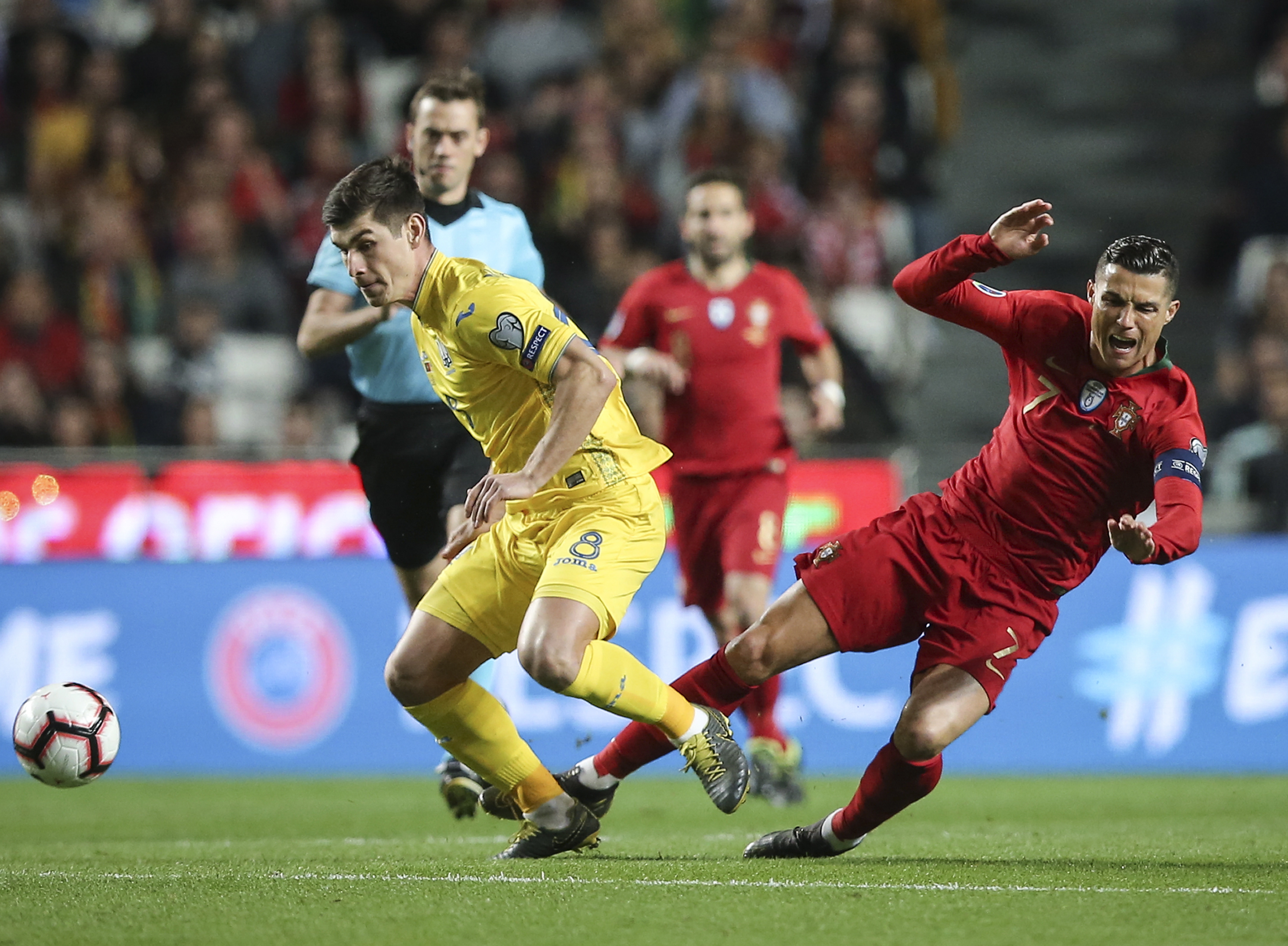 Ronaldo in again as Portugal faces Serbia challenge