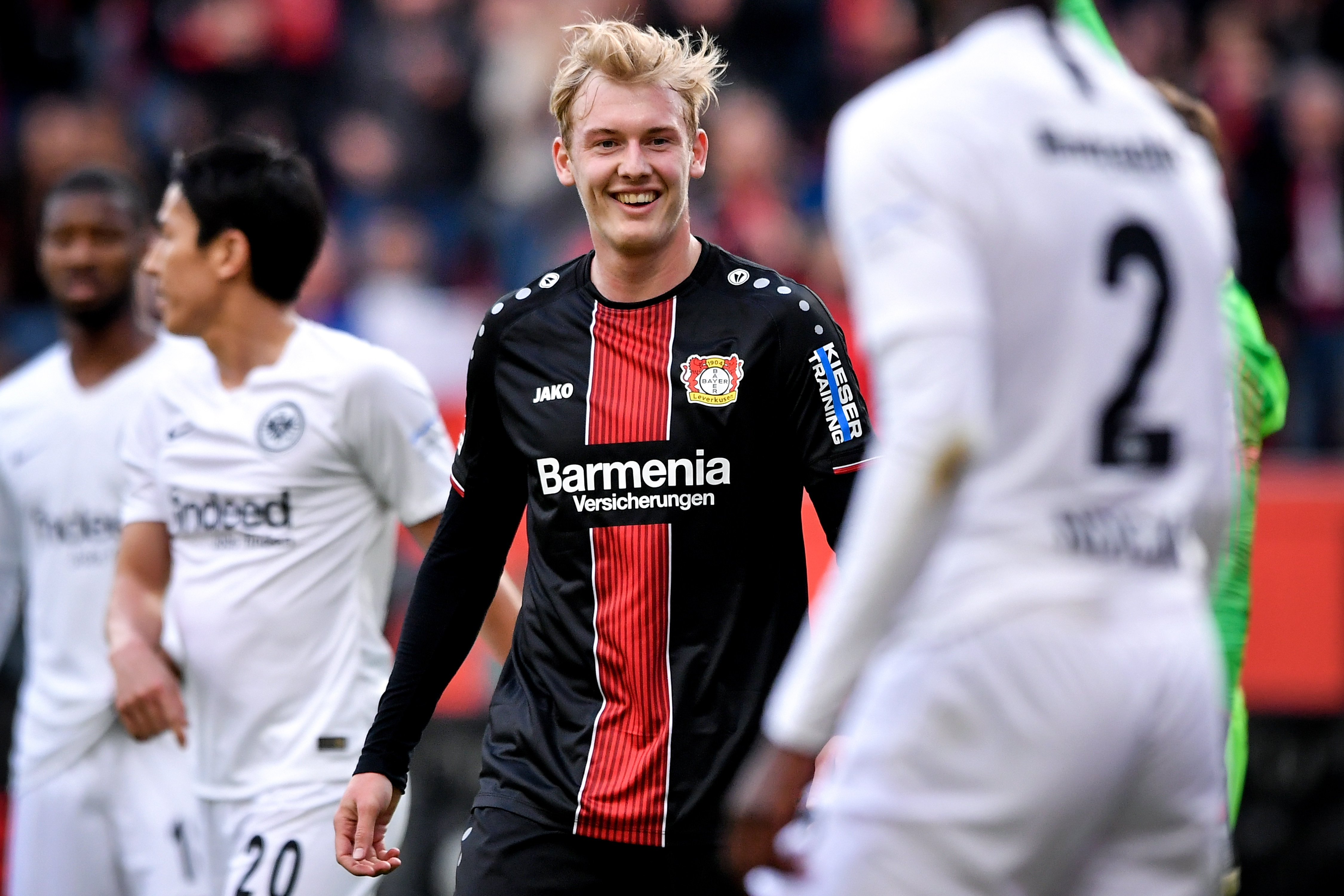 BREAKING: Julian Brandt joins Borussia Dortmund