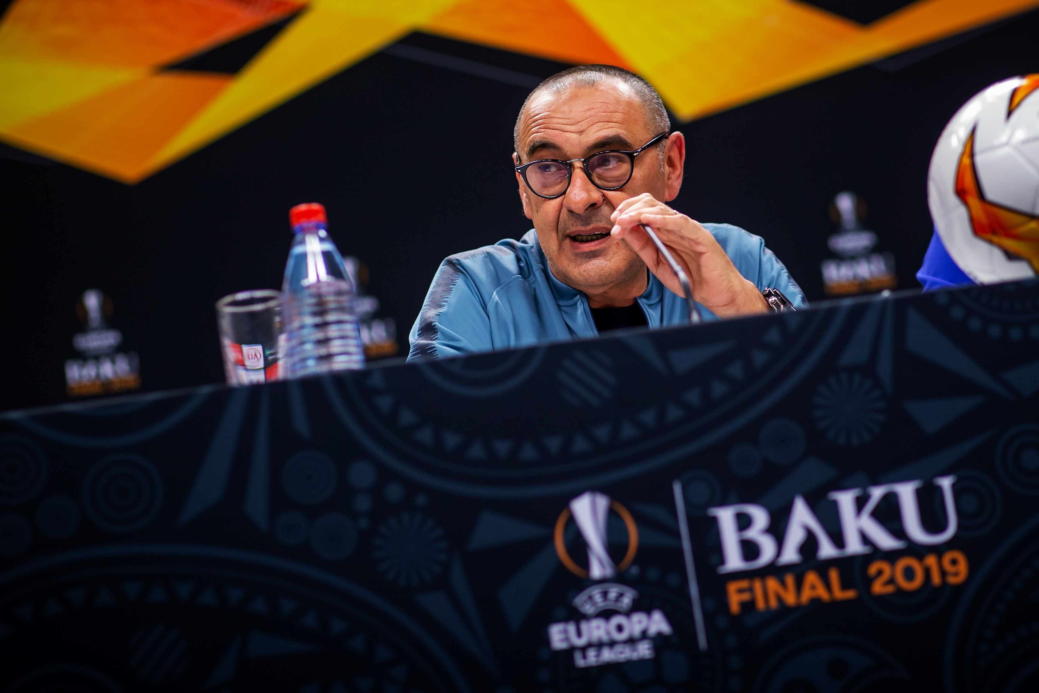 Maurizio Sarri relishing the opportunity of managing Cristiano Ronaldo