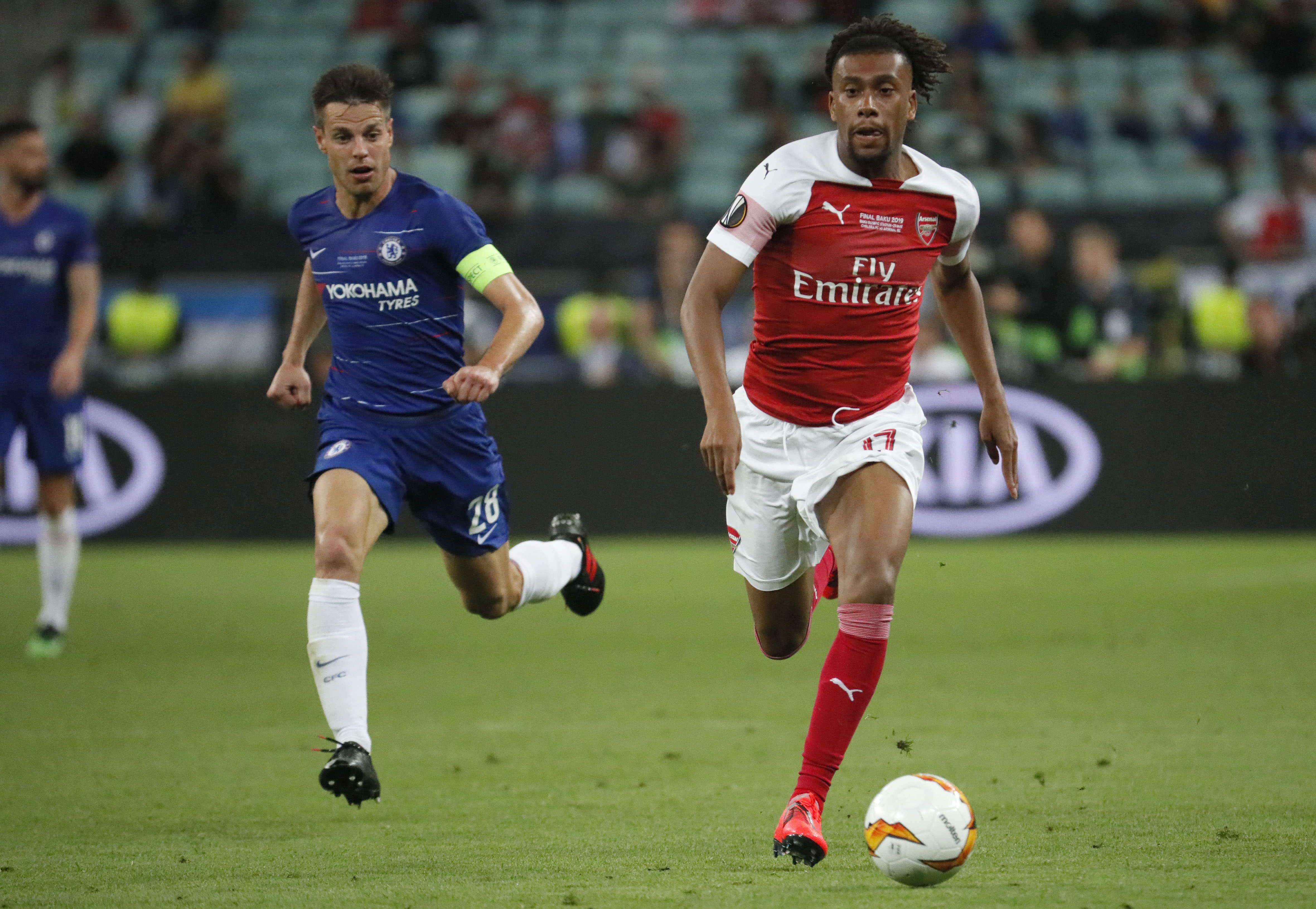 Top three unforgettable moments during Alex Iwobi's time at Arsenal