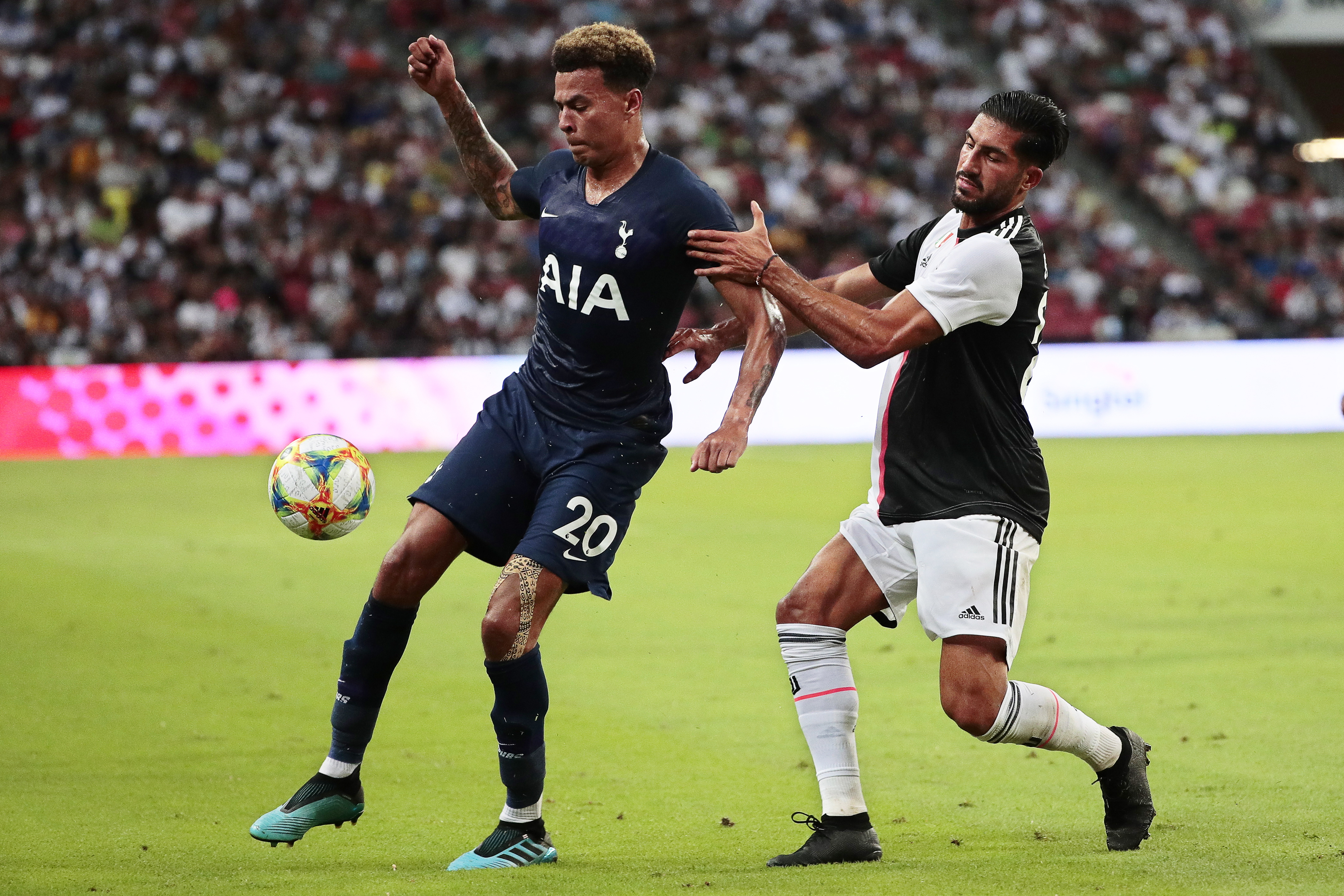 Dele Alli suffers another injury setback, set to miss start of the season