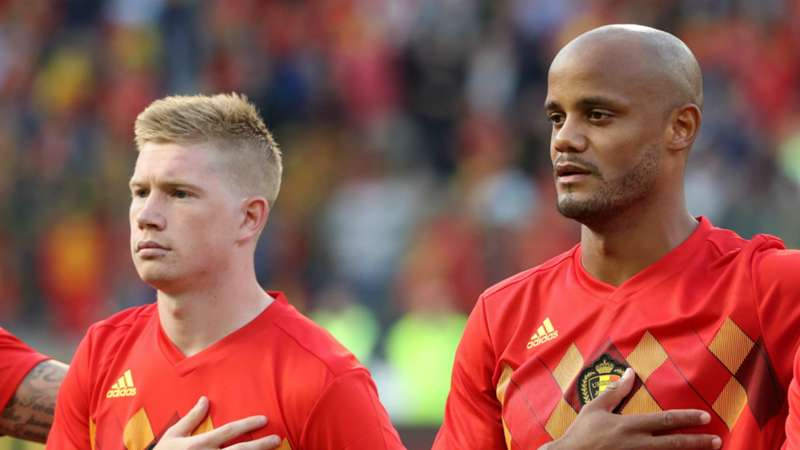 De Bruyne: We can cope without 'calm' Kompany