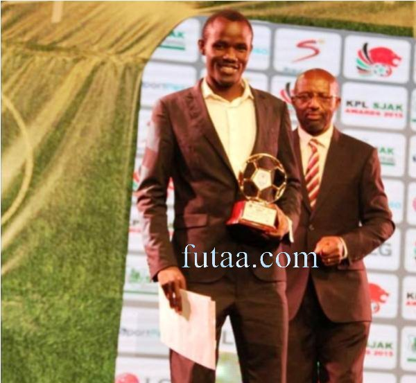 2015 young player of the year joins Chemelil Sugar