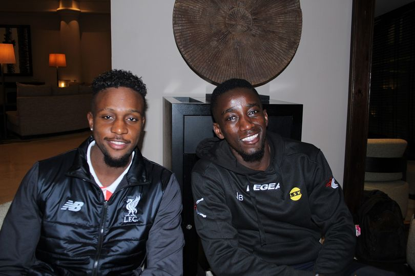 Divock Origi: Arnold is my football encyclopedia and this is why