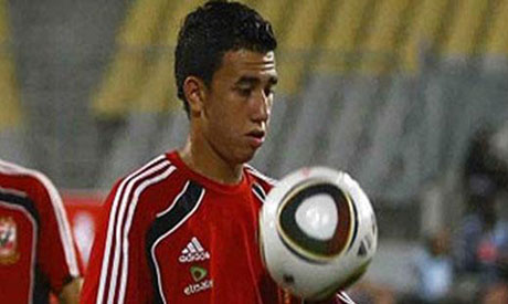 Al Ahly youngster set for Ligue 1 side trials