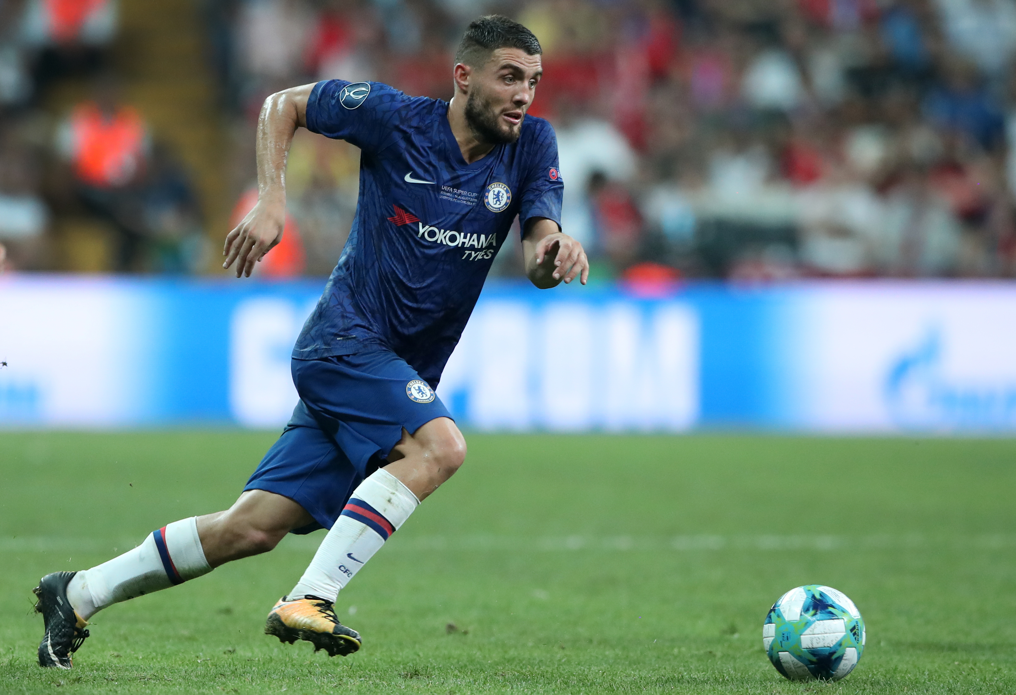 Kovacic picks his favoured midfield position ahead of Kante return from injury