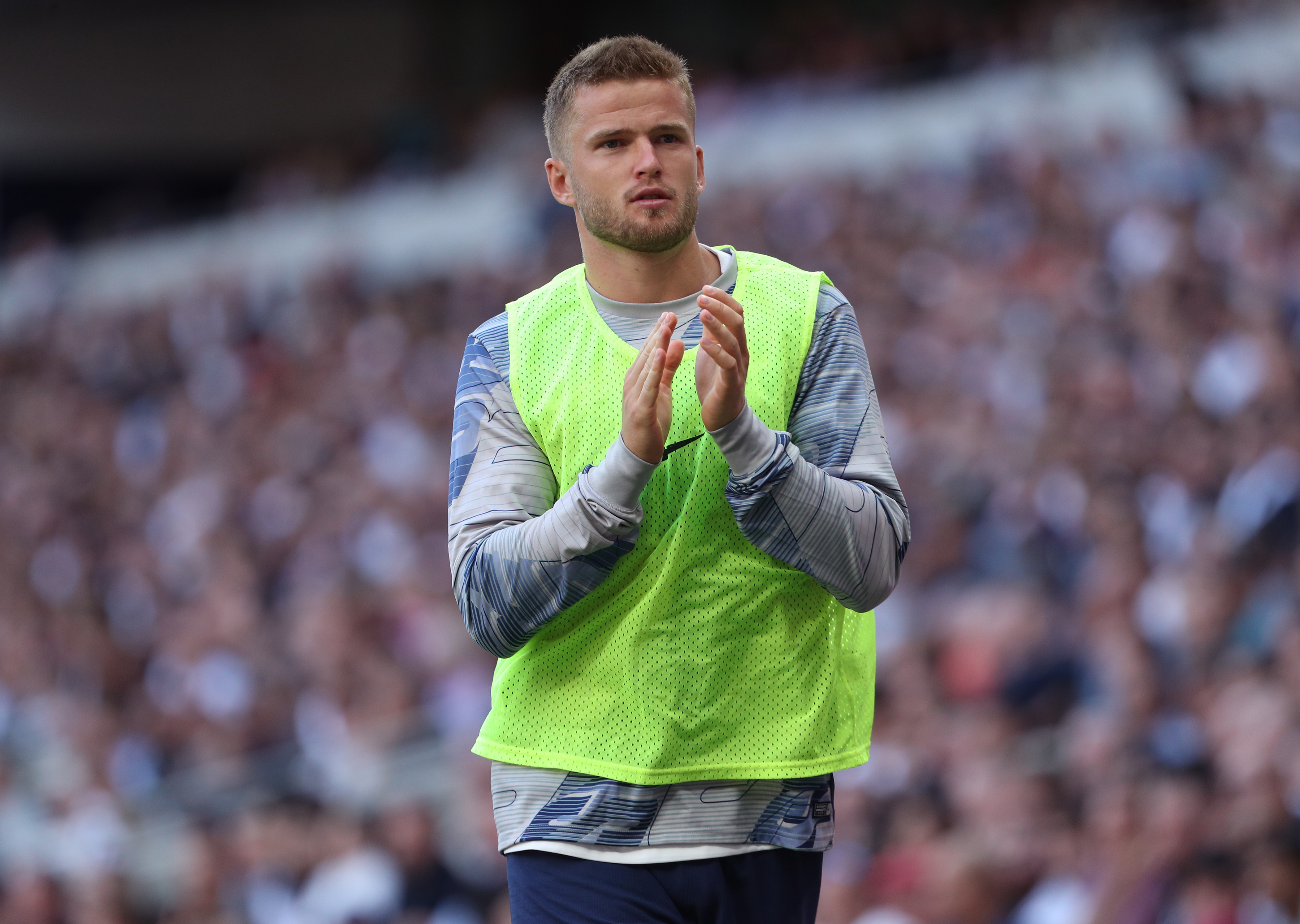 Eric Dier says Tottenham need to be put in the extra work