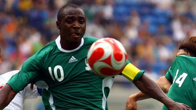 NFF responds to report of absence at late Isaac Promise's burial