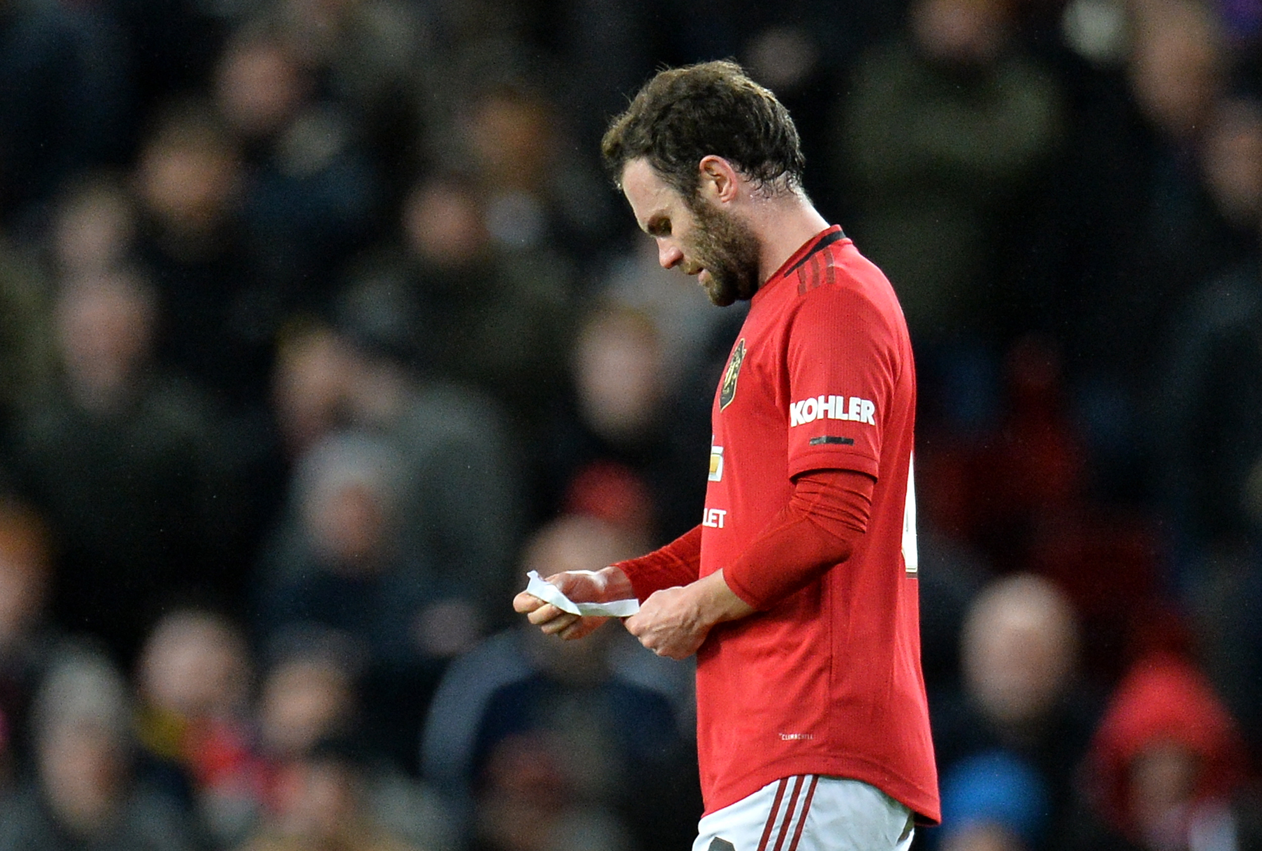 Manchester United midfielder Mata opens about his future