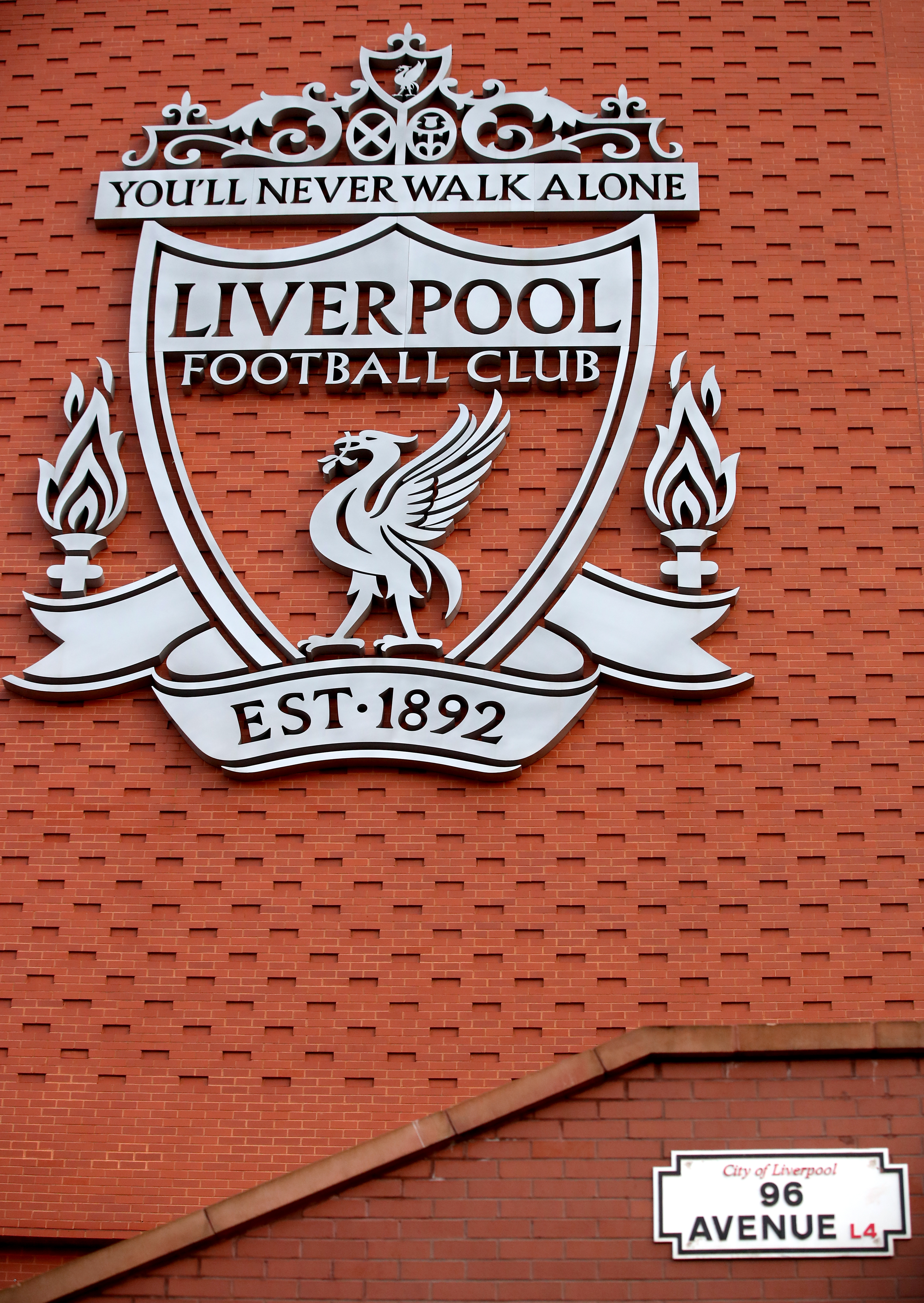 Liverpool place non-playing staff on temporary leave