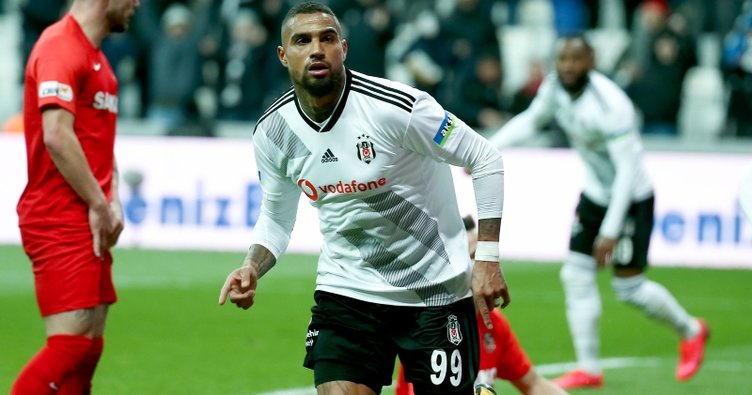 Kevin-Prince Boateng to return to Fiorentina after Besiktas loan spell