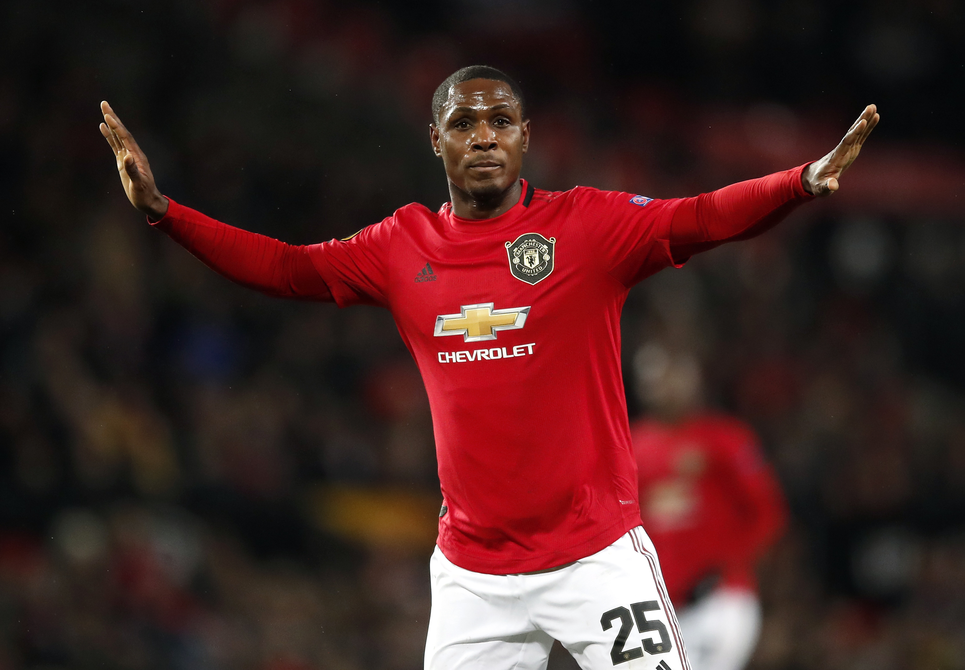 WATCH: Ighalo's first Man United goal