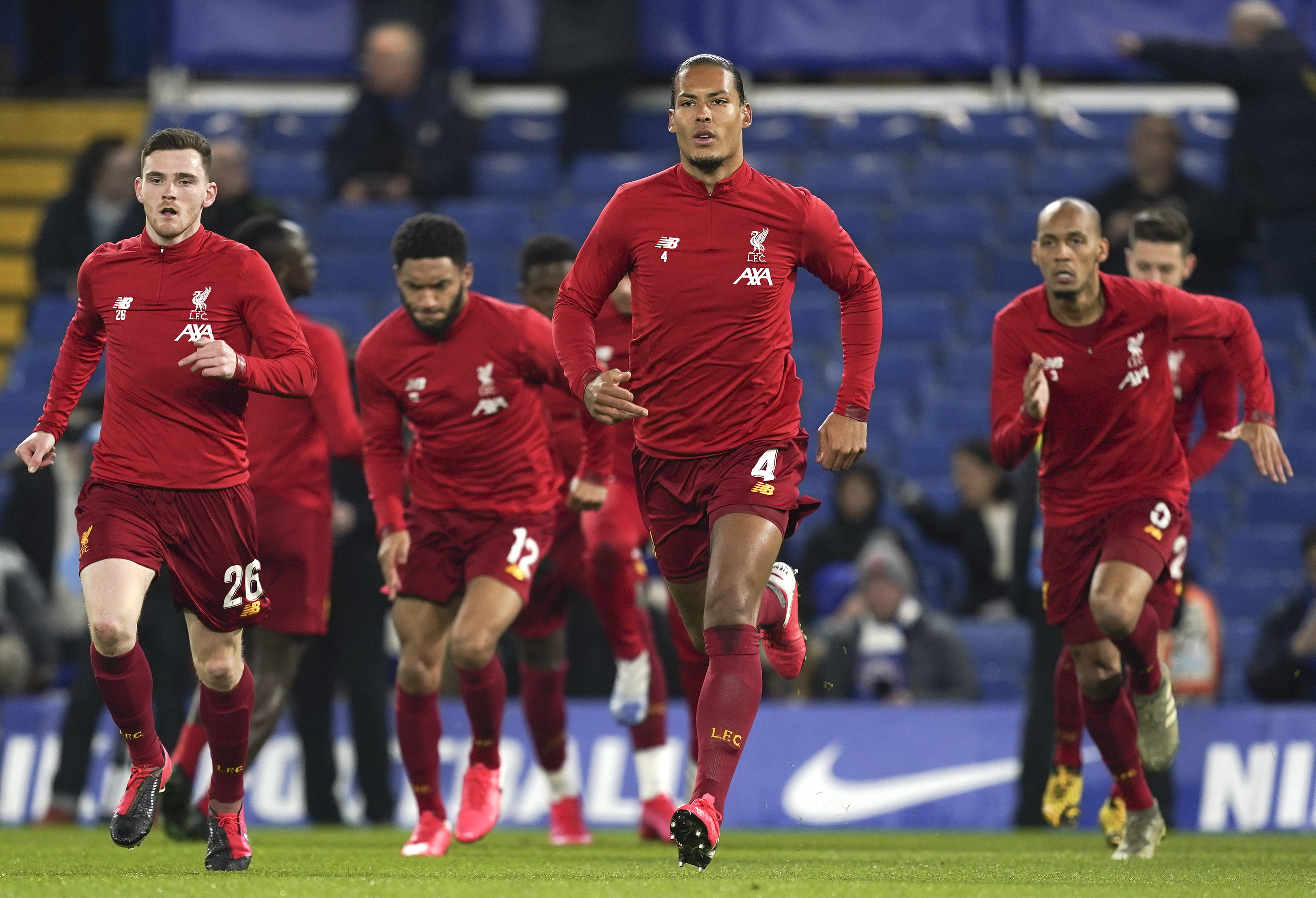 Liverpool has the most valuable squad in Europe