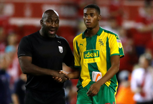 A number of Premier League clubs are interested in defender Tosin Adarabioyo