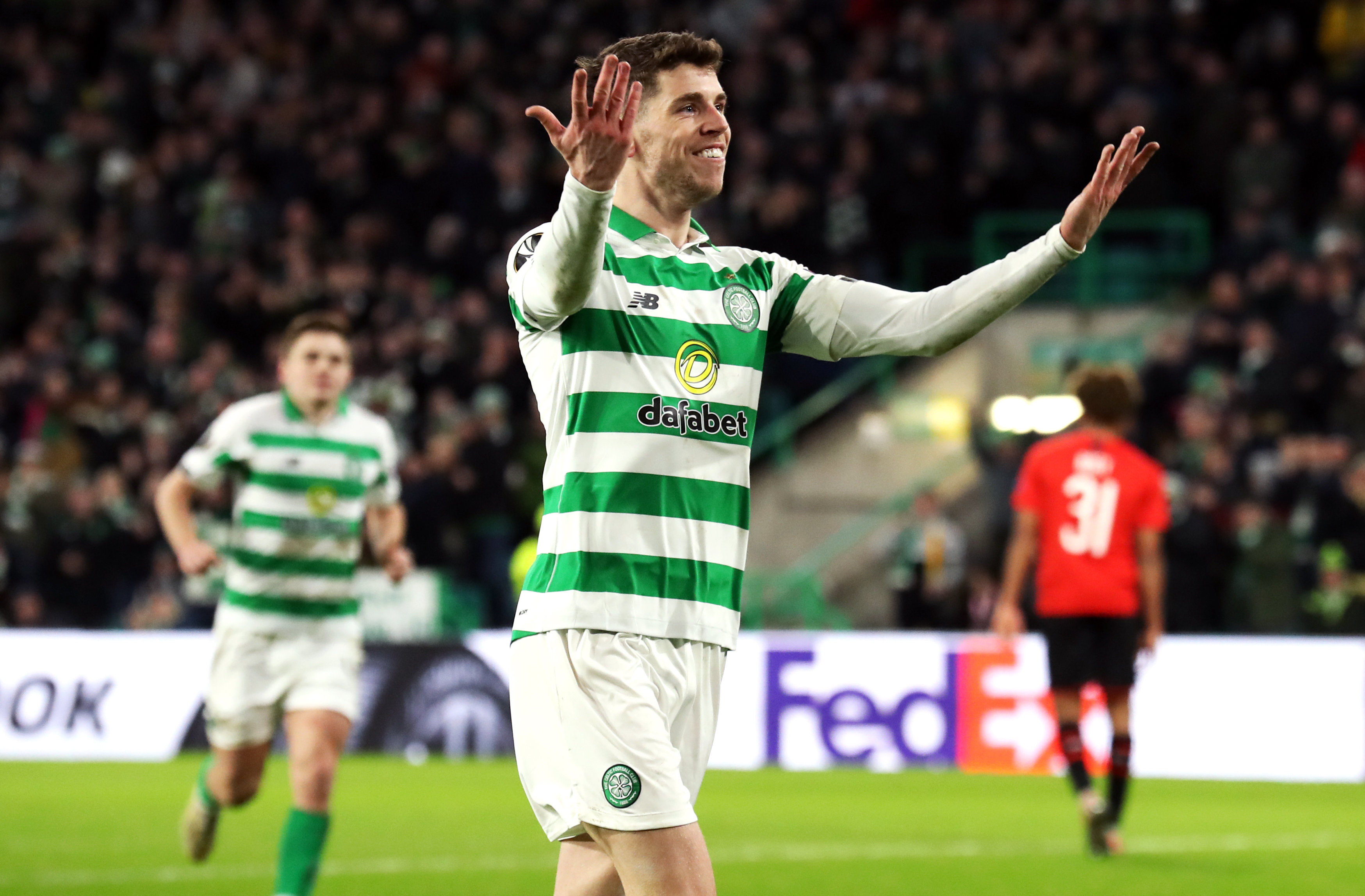 🏴🍀 Celtic midfielder Ryan Christie talks players who should win in this season's awards